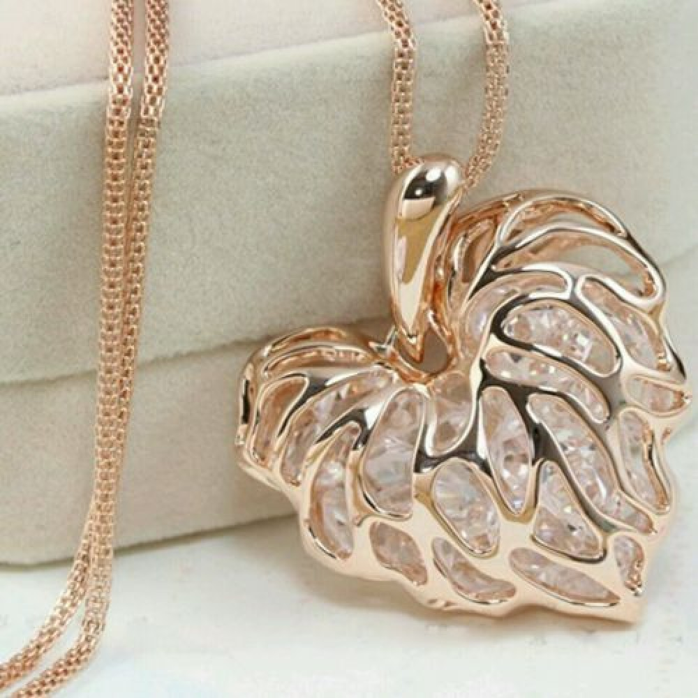 pinkperfection set accessories silver crystal image floral rhinestone product necklace
