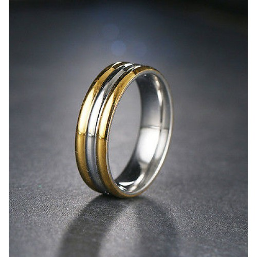 9203 Stainless Steel Rings For Women Two Types Choosing Wedding Ring Fashion