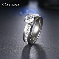 9217 Top Quality Rings For Women CZ Diamond Fashion Jewellery