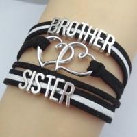 3117 Rakhi special Brother sister Bracelet Best Rakhi Gift